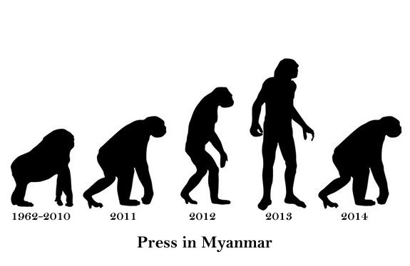 press-in-myanmar