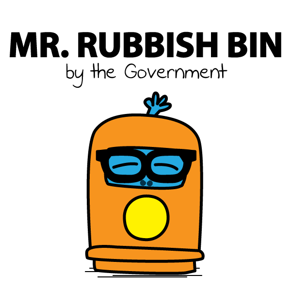 Mr. Rubbish Bin The figure represents Lau Kong Wah, former deputy chair of a pro-Beijing political party, Democratic Alliance for the Betterment and Progress of Hong Kong (DAB). After he lost his seat in the Legislative Council in the 2012 election, he was appointed by the Chief Executive as the undersecretary of the Constitutional and Mainland Affairs Bureau. He was responsible for arranging an open dialogue between student leaders and Carrie Lam, the government Chief Secretary to resolve the conflict over the election reform.