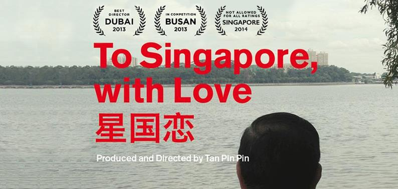 The Singapore government has banned the public screening of this film because it is deemed as a threat to the national security.