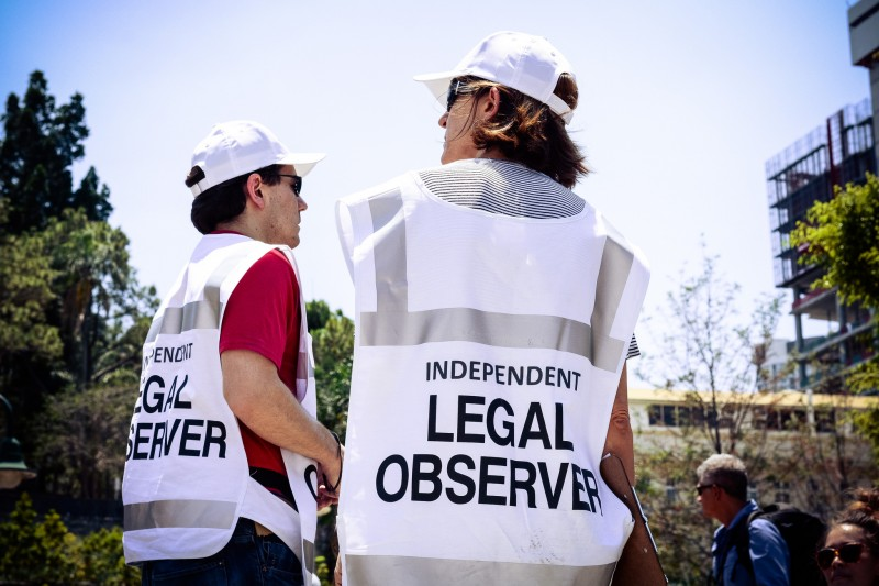 Independent legal observers