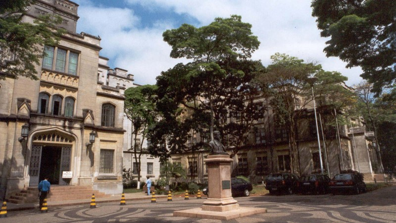 Founded in 1912, the Medicine College of the University of São Paulo is one of Brazil's most traditional schools.