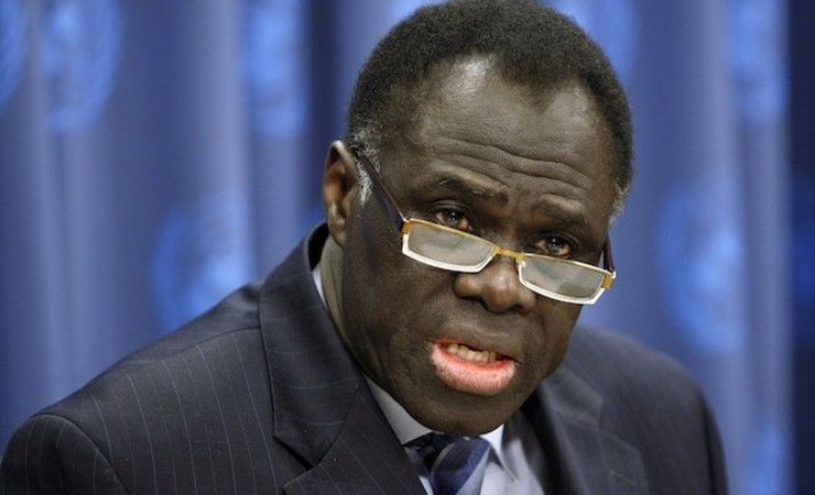 Acting president of Burkina Faso CC-BY 20