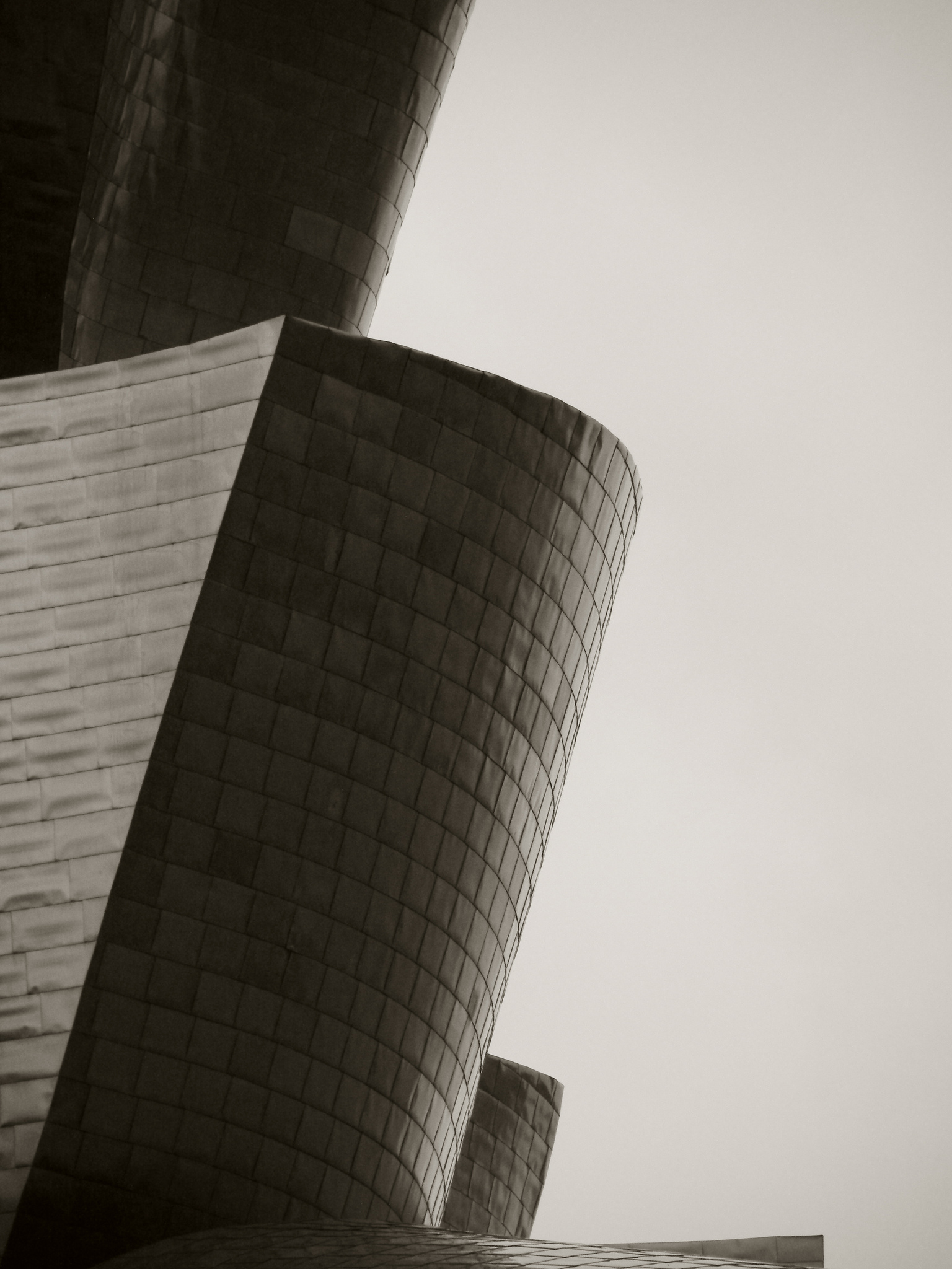The Guggenheim Museum in Bilbao, Spain. Photo by Miguel A. Blanco on Flickr.