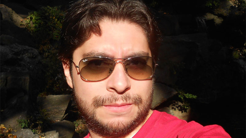Our Contributor in México, Juan Tadeo.