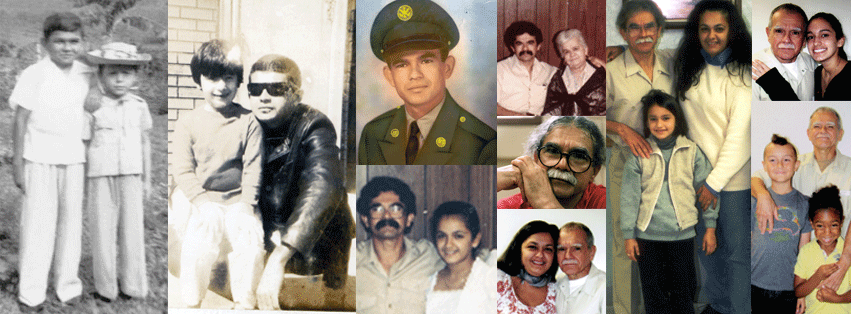 Oscar Lopez Rivera Collage