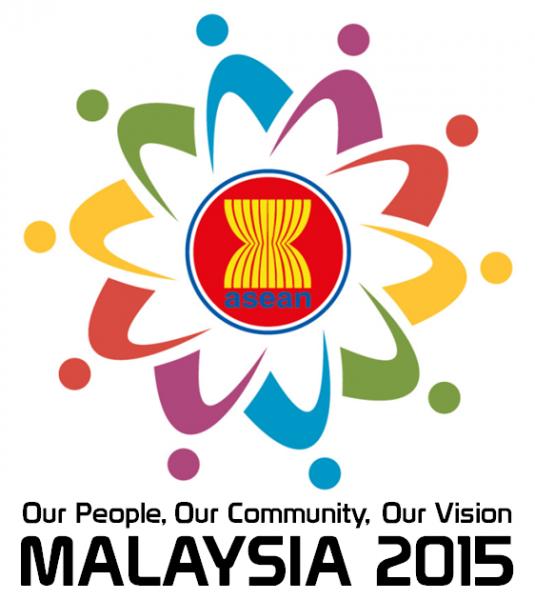 la markemblemo de ASEAN