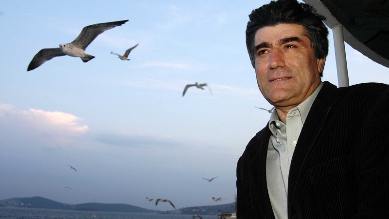 Hrant Dink. Widely shared.