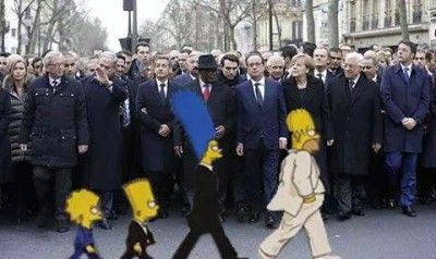 The Simpsons! (Source could not be confirmed)