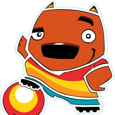 Asian Cup 2015 mascot Nutmeg
