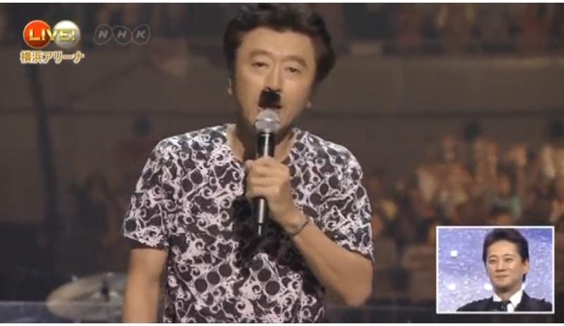 Kuwata Keisuke as Hitler