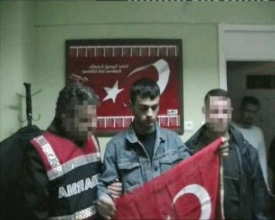 Ogün Samast's arrest, Samsun, 2007