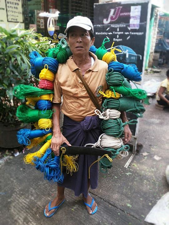 rangoon rope vendor