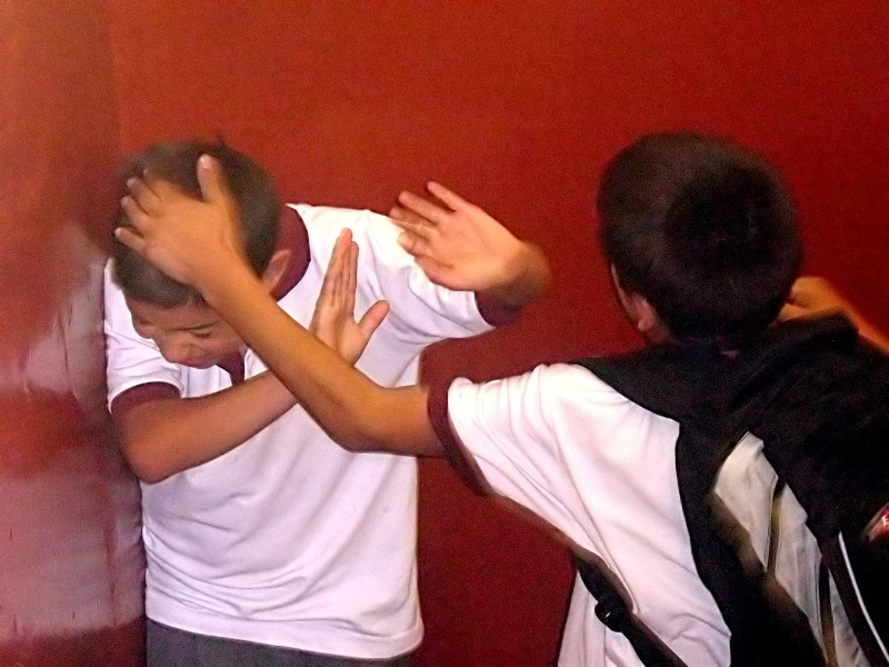 Bullying. Wikipedia photo.