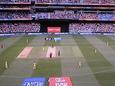Cricket World Cup 2015 Australia v England