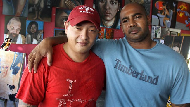 Australians Andrew Chan and Myuran Sukumaran, believed to be the ring leaders of Bali Nine, are among those condemned to death. Photo from the Facebook page of Mercy Campaign