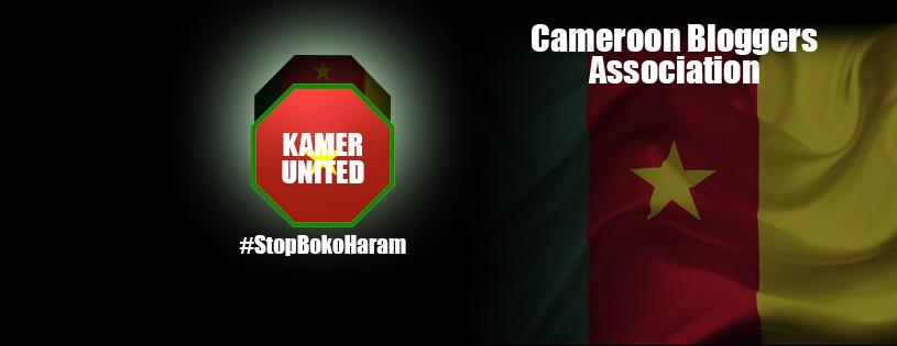 #StopBokoHaram campaign banner.