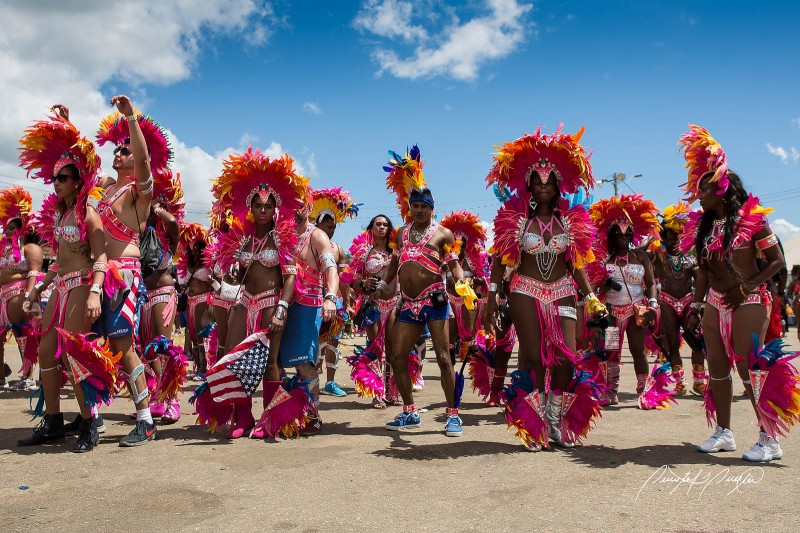 """Carnival Beauty""; photo by Quinten Questel,  used under a CC BY-NC-ND 2.0 license."