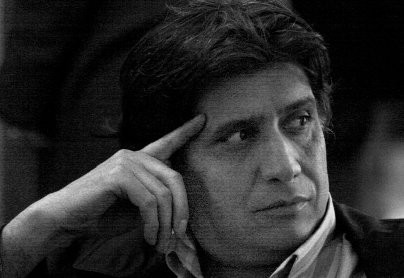 Iranian Television Producer and Author, Mostafa Azizi is arrested a month after his return to Iran from Canada.  Photo by Mahdi Delkhasteh via Wikipedia (Public Domain Attribution).