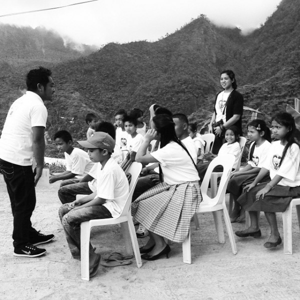 Child workers return to school. Photo from Facebook page of Balik-eskuwela