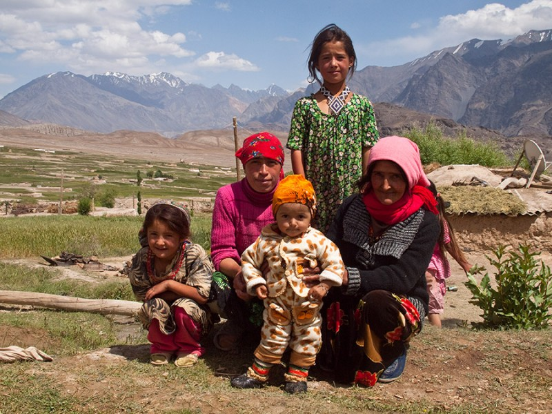 Villagers in the Bartang Valley region of Tajikistan get around 200 days of sunshine a year. Why not put it to use?