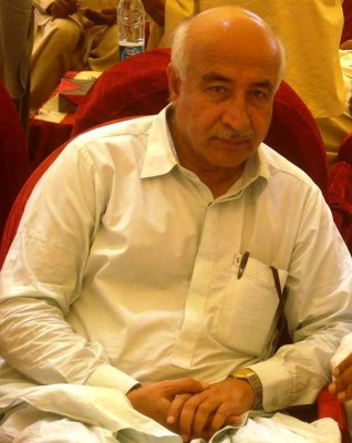 Dr. Malik Baloch Source: Wikipedia Commons