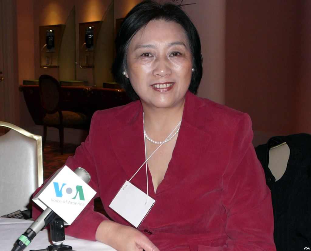 Gao Yu. Photo from Wikipedia Commons.