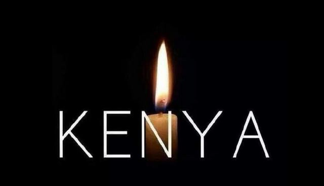 Twitter users show support for Garissa victims via Arnaud Seroy on twitter