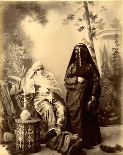 The Bolsheviks banned the veil when they consolidated power in the region after World War One.