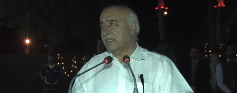 Dr. Abdul Malik Baloch, Chief Minister of  Balochistan, Pakistan. YouTube.