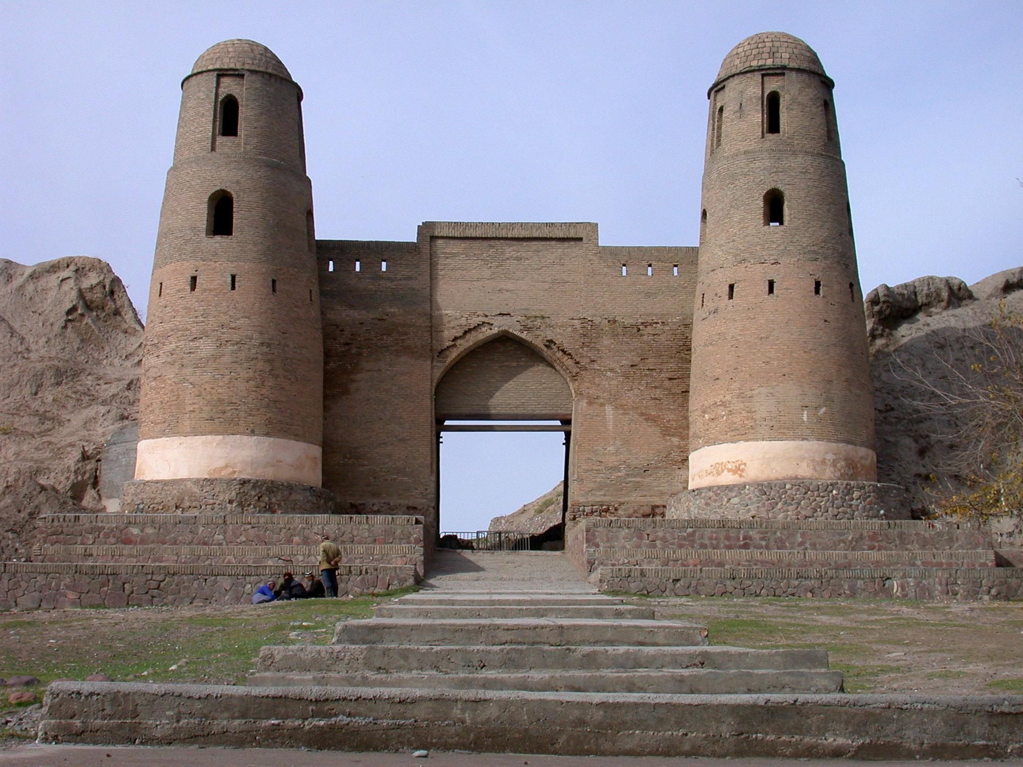 Hisor Fortress. Photographer: Nozim Qalandarov