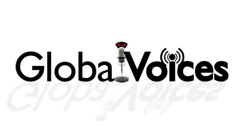 Global Voices Radio image by Kevin Rothrock