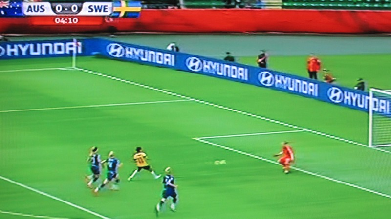 Lisa De Vanna's goal