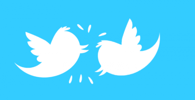 Image is a remix of the Twitter logo from Digital Trends.