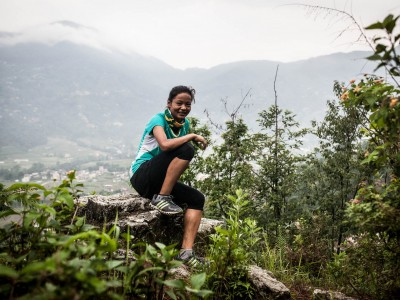 How 'Adventurer of the Year' Mira Rai Went From Child Soldier to Ultrarunner