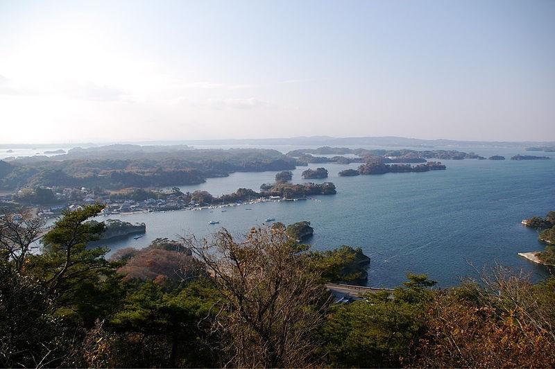 View of Matsushima Japan