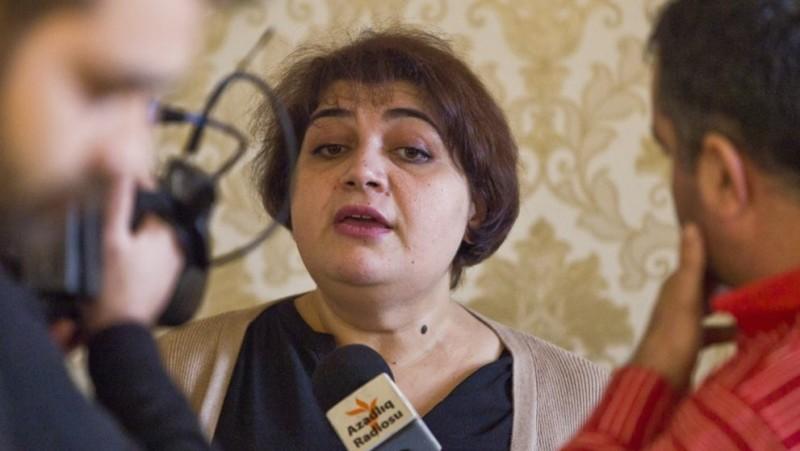 Khadija Ismayilova, an investigative journalist of world renown. Photo by Abas Atillay, RFER/L. Creative commons.