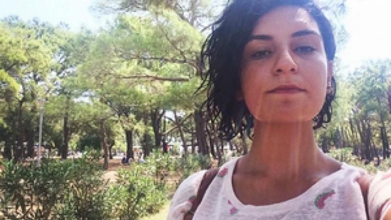 Hatice Ezgi Sadet in an undated selfie.  Credit: Hatice Ezgi Sadet's Instagram.