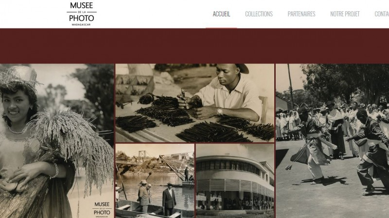 Online Photo Museum of Madagascar with their Permission