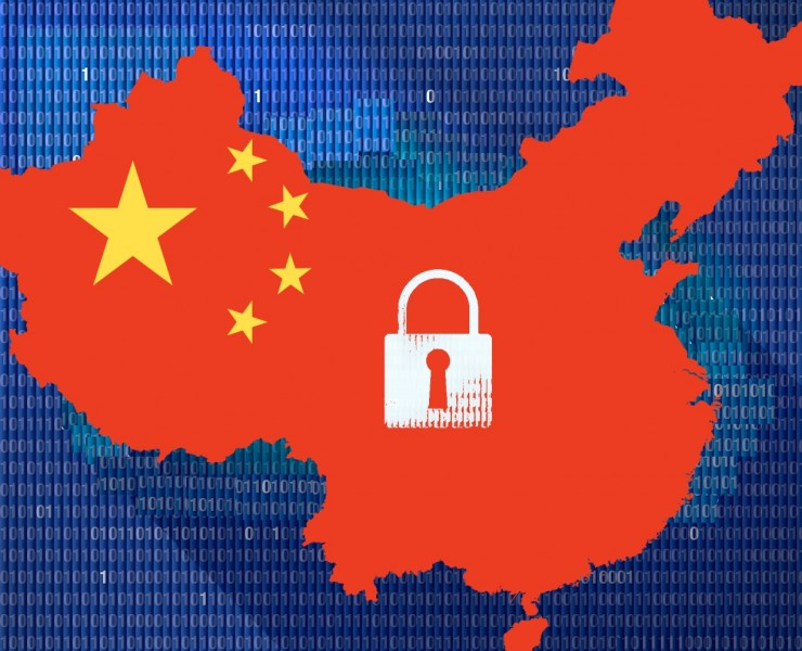 China released the draft of cyber security law on 6 July. Remix image.