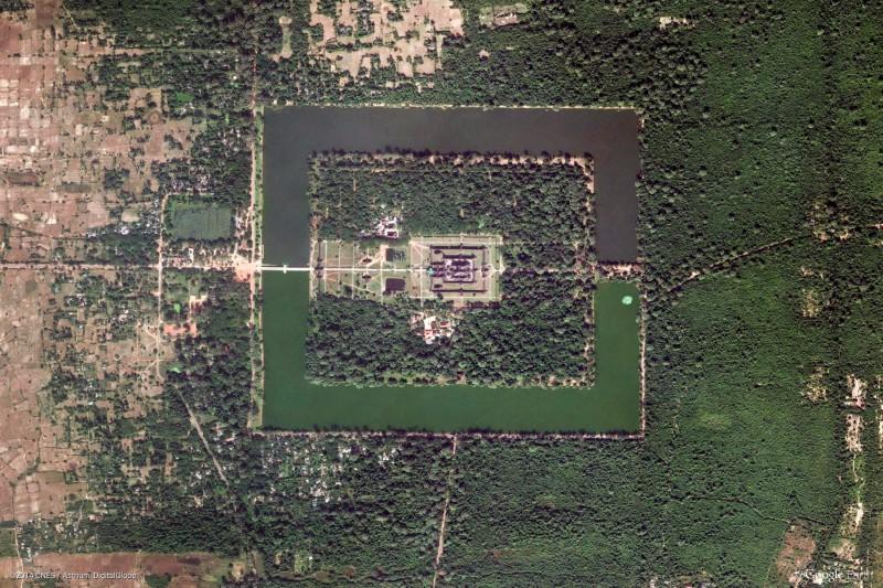 Krong Siem Reap, Kamboja