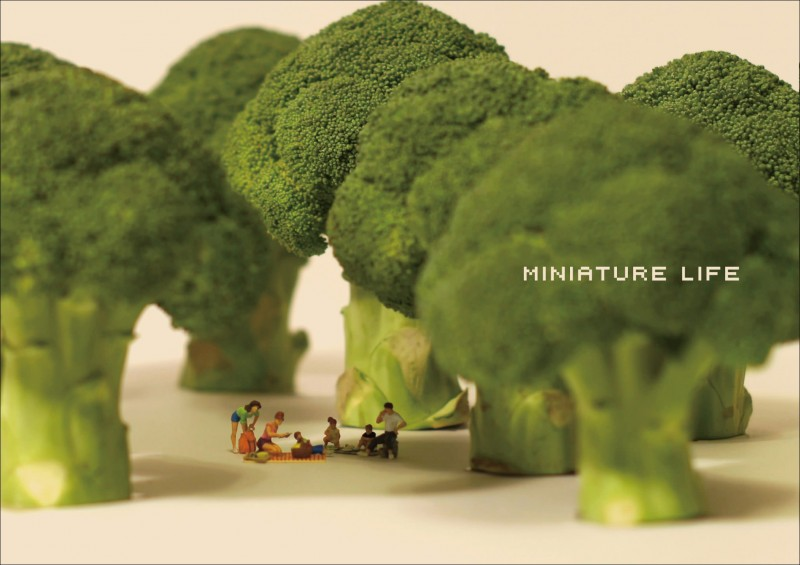 Календарь миниатюр Тацуи Танаки