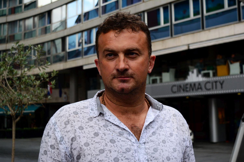 Samir Mehanović, Director (Credit: Marta Vidal)