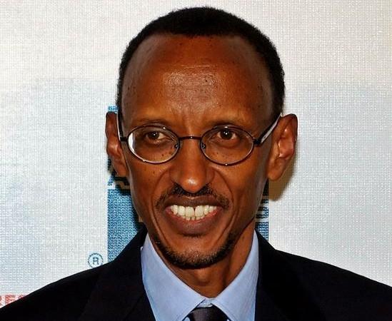 President Paul Kagame of Rwanda - CC BY 2.0 via wikipedia