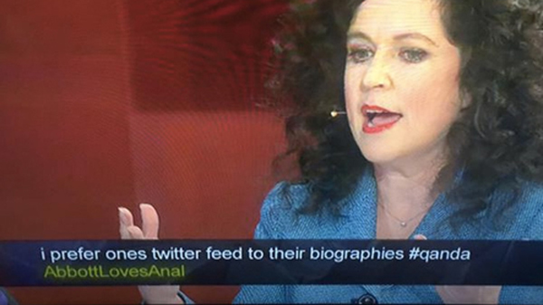 Abbott Loves anal