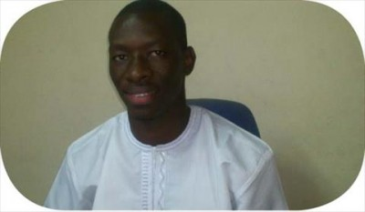 Alagie Abdoulie Ceesay, Photo: released under Creative Commons by gambiaaffairs.com