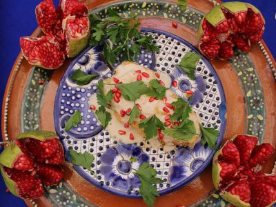 Chiles in Walnut Sauce: Mexican History in Each Bite