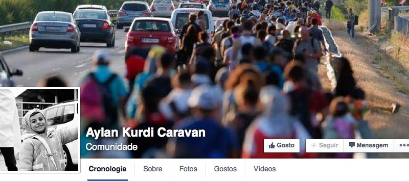 Aylan Kurdi Caravan