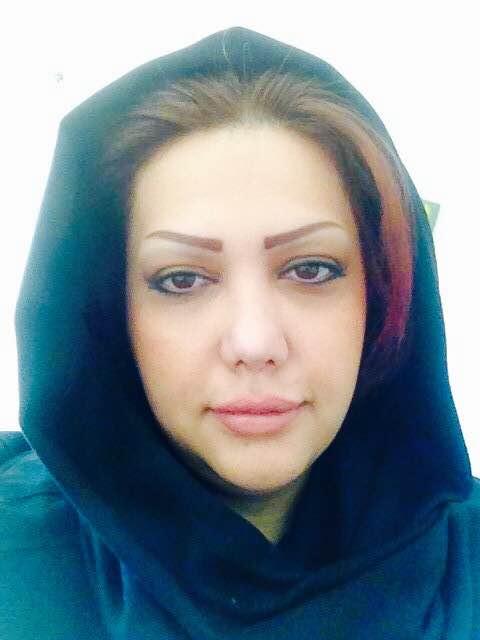 Нагмех Шахсаванди Ширази. ФотографияМеждународной кампании за права человека в Иране.