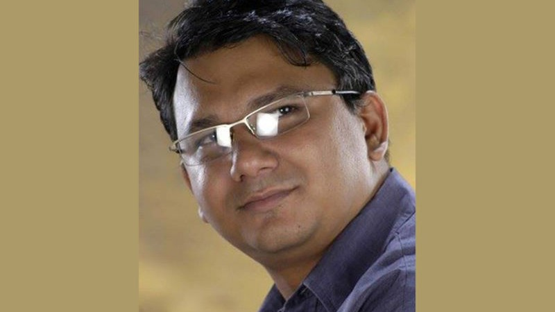 Faisal Arefin Dipan A publisher of slain writer-blogger Avijit Roy has been hacked to death hours after another publisher of Roy was attacked in Dhaka City. Image by SK Hasan Ali. Copyright Demotix (31/10/2015)