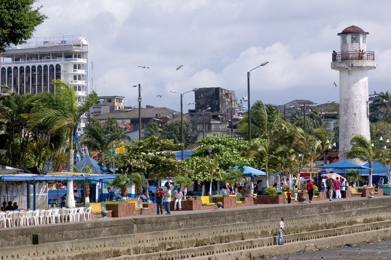 Buenaventura, the most important Colombian port on the Pacific Ocean, is home to the Shiite Muslim community which gives both refuge and meaning to a significant number of Colombians of African descent. This image was taken from Wikipedia and published under the licence of Creative Commons.